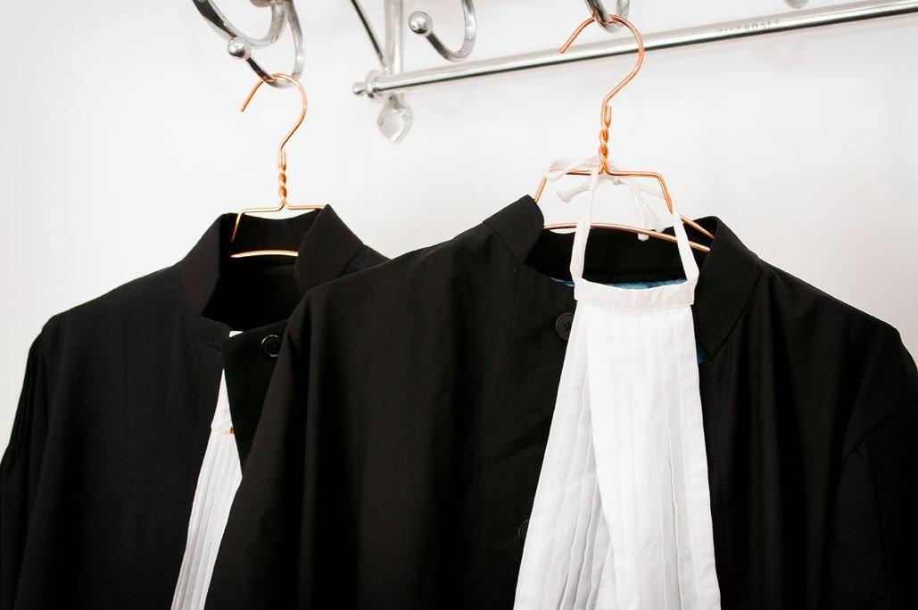 nog meer toga's
