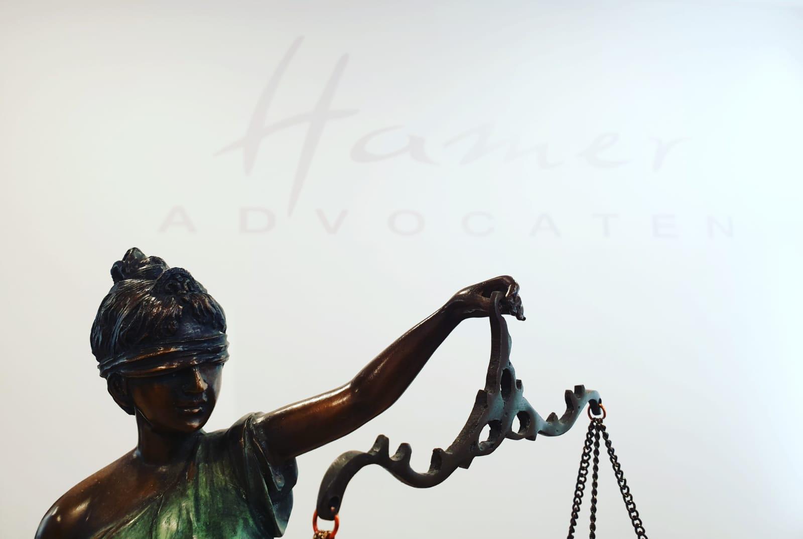 insta vrouwe justia