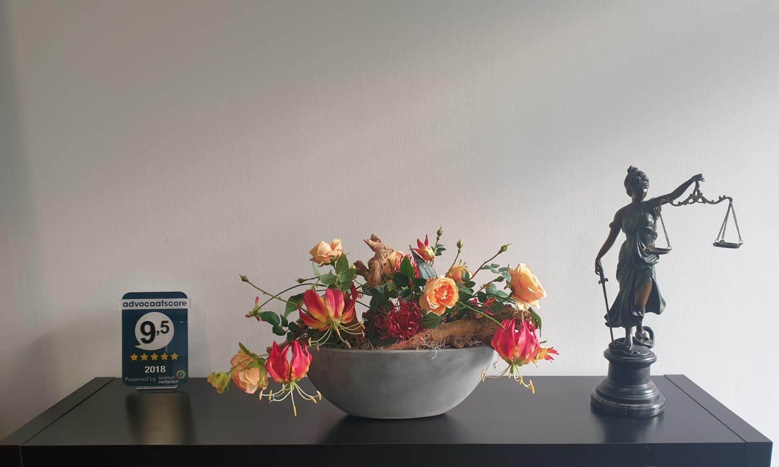 prijzen en bloemen