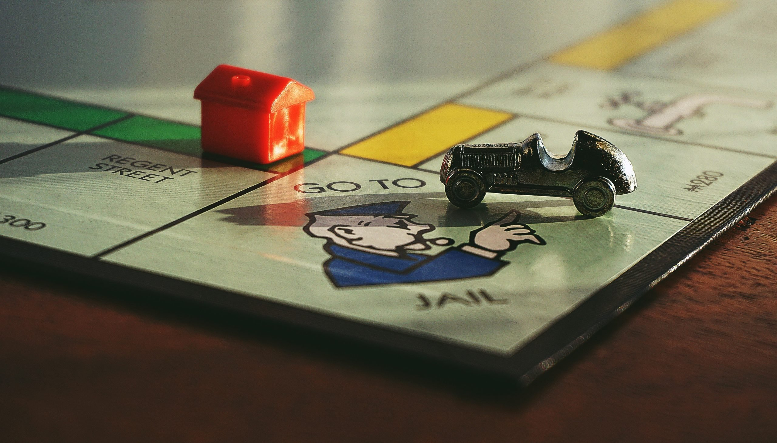 Monopoly via Pexels